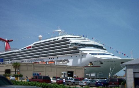 Had To Take A Break To Watch Some Cruise Ships Healing