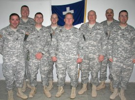 My Chaplains of the 1st BDE Combat Team 1st Cavalry Division