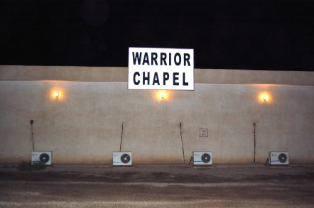 Warrior Chapel Taji