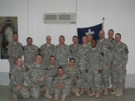 The 1st Brigade Combat Team, 1st Cav Chaplains and Chaplain assistances