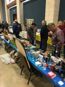 New Braunfels, Tx Winter Train Show